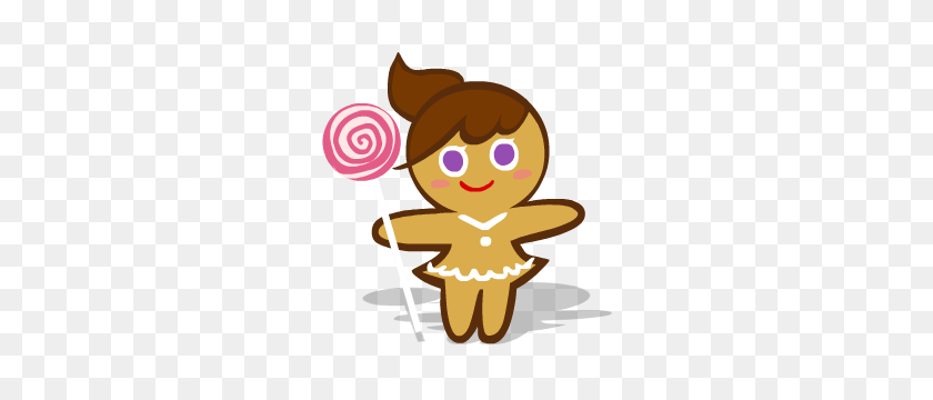 Cookie Run Ginger Bright Transparent Png - Ginger PNG