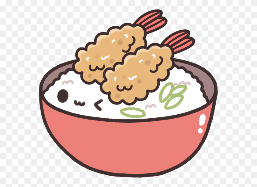 Cool Website Goodies Kute In Kawaii, Kawaii - Japanese Food Clipart