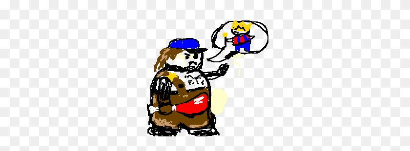 Cop Clipart Harsh - Cop Badge Clipart