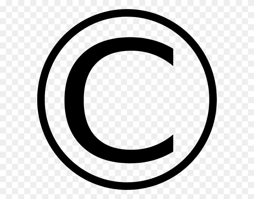 Copyright Clip Art Copyright Clipart Images - Placemat Clipart