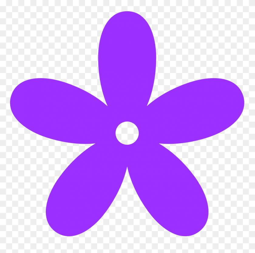 Corner Flower Clip Art Purple Lavender Cliparts - Corner Flower Clipart