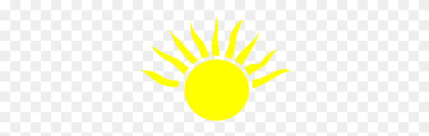 Corner Sun Clipart Clip Art Images - Sun Clipart Black And White