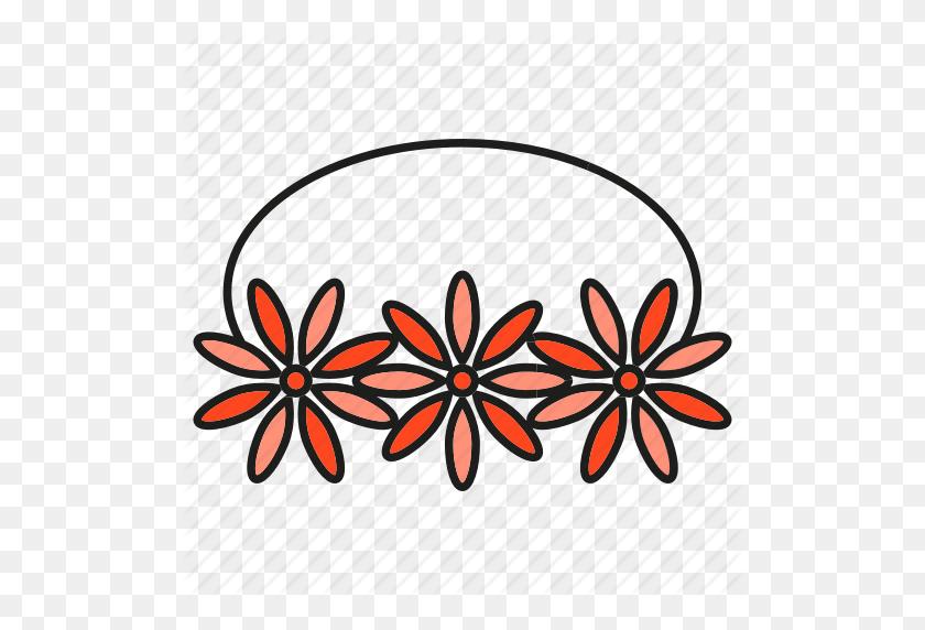 Corona, Crown, Diadem, Flower, Flower Crown Icon - PNG Flower Crown