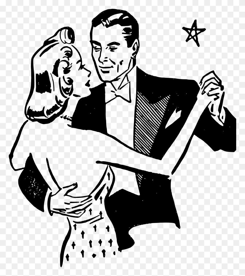 Couple Clipart Dancing - Salsa Dance Clipart