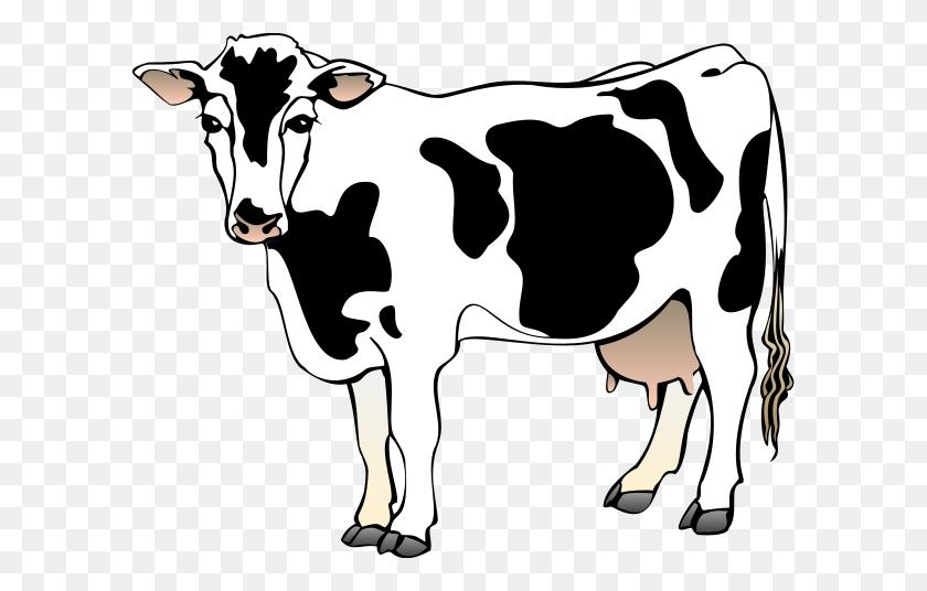 Cow Clip Art Images Free Clipart Images - Cow Print Clipart