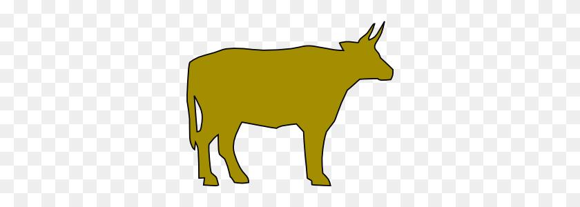 Cow Silhouette Png, Clip Art For Web - Cow Silhouette Clip Art