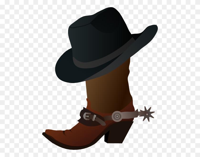 Cowboy Hat Clip Art - Straw Hat Clipart