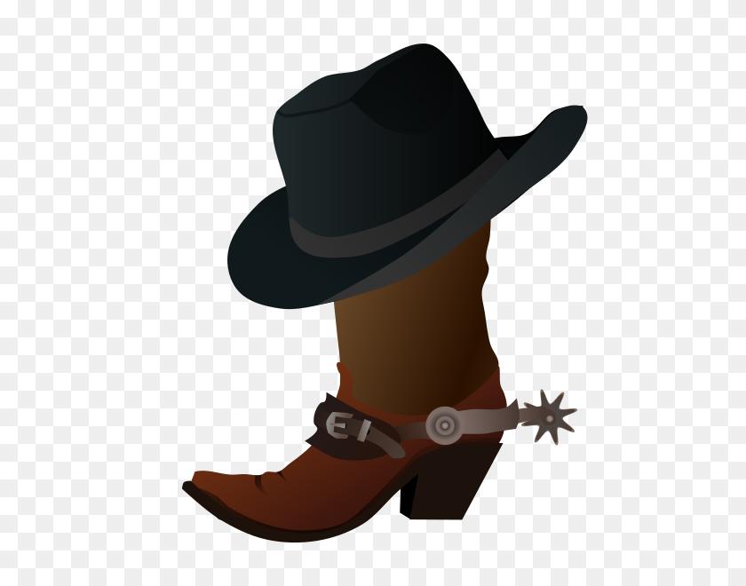 Cowboy Hat Clip Art - Top Hat Clipart