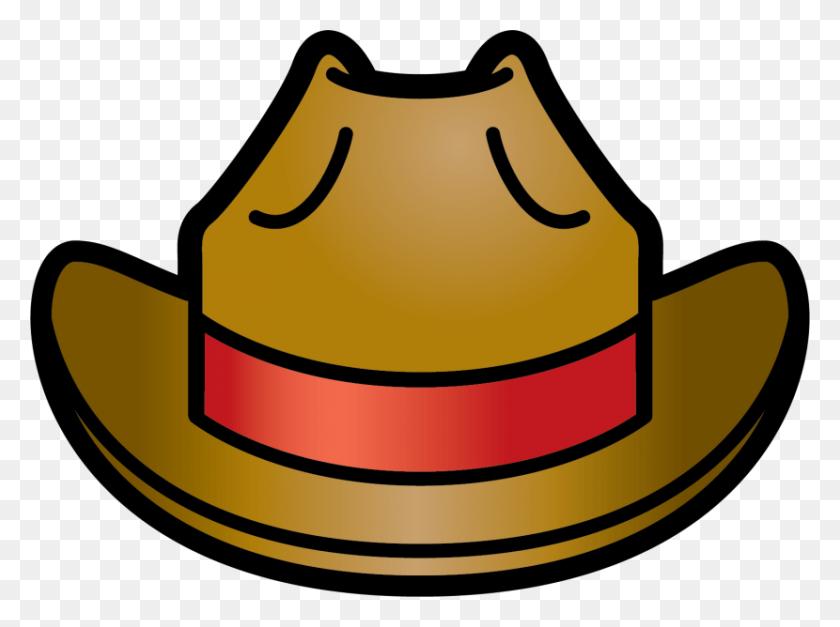 Cowboy Hat Images Clip Art Look At Cowboy Hat Images Clip Art - Fedora Hat Clipart