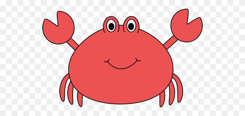 550x339 Crab Clip Art Cartoon - Free Crab Clipart