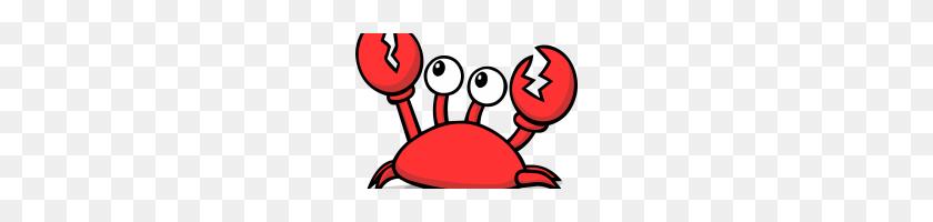 200x140 Crab Clip Art Cute Hermit Crab Clipart Free Patterns - Free Crab Clipart