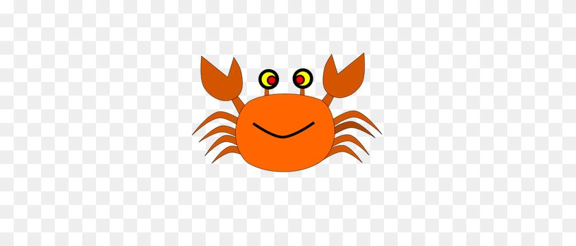 300x300 Crab Free Clipart - Free Crab Clipart