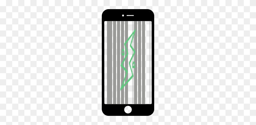 Cracked Glass Cell Phone Repair In Everett Wa - Cracked Glass Transparent PNG