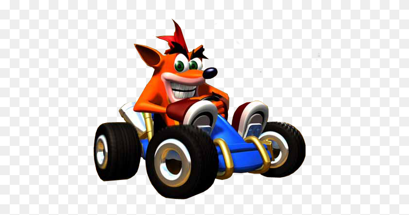 Crash Bandicoot Png Images Transparent Free Download - Car Crash PNG
