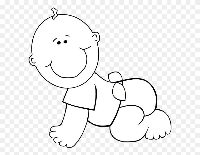 Child Crawling Cartoon Clip Art - Crawl Clipart - Stunning ...
