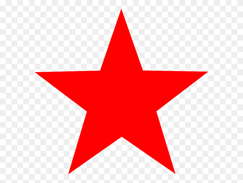 Crayon Red Star Clipart Collection - Red Crayon Clipart