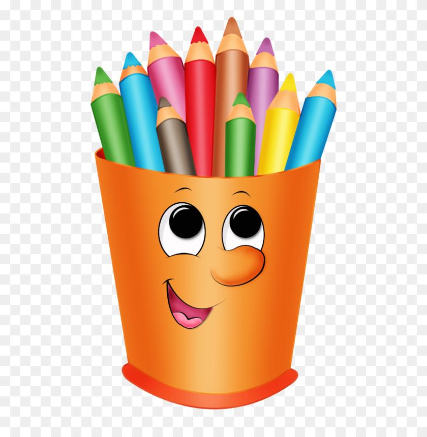 Crayons De Couleurs,articles D Ecole - Ecole Crayon #1251795   Colorful  drawings, Cartoon rooster, Clip art