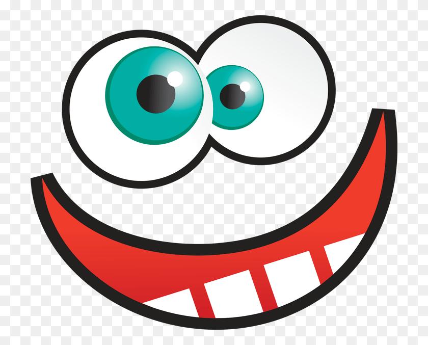 Crazy Funny Cliparts Free Download Clip Art - Crazy Eyes Clipart