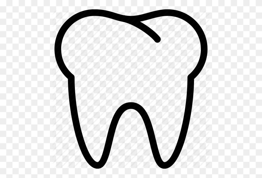 Creative, Grid, Line, Shape, Teeth, Thirty Two Teeth, Tooth Icon - Teeth PNG