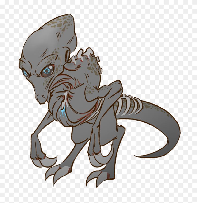 800x825 Creature Clipart Alien - Monster Feet Clipart