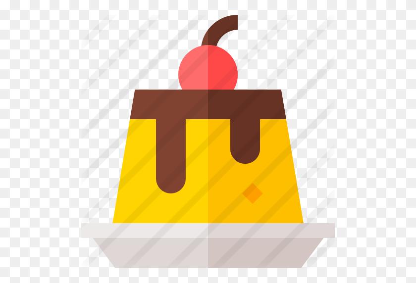 Creme Caramel - Caramel PNG