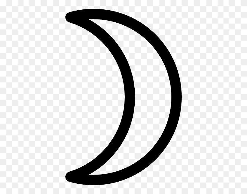 Crescent Clip Art - Moon And Sun Clipart