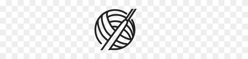 Crochet Clip Art Crochet Clipart Crochet Needle Graphics - Needle Clipart