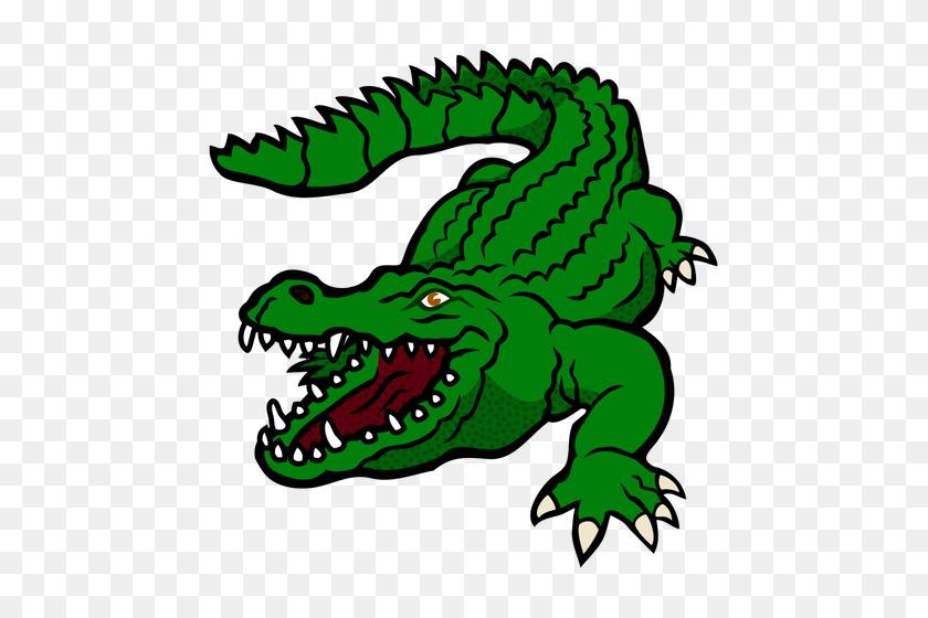 Crocodile Free Clipart - Crocodile Clipart