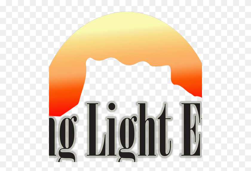 Cropped Shining Light Events, Inc - Shining Light PNG