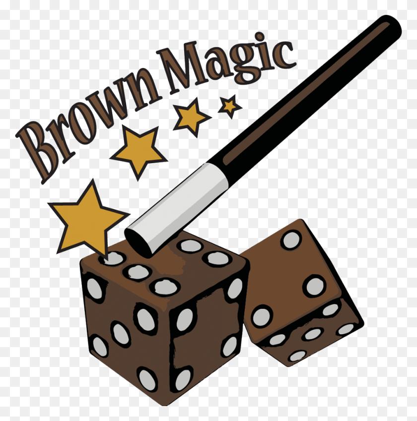 Cropped Werners Brown Magic Logo The Brown Magic - Magic Logo PNG