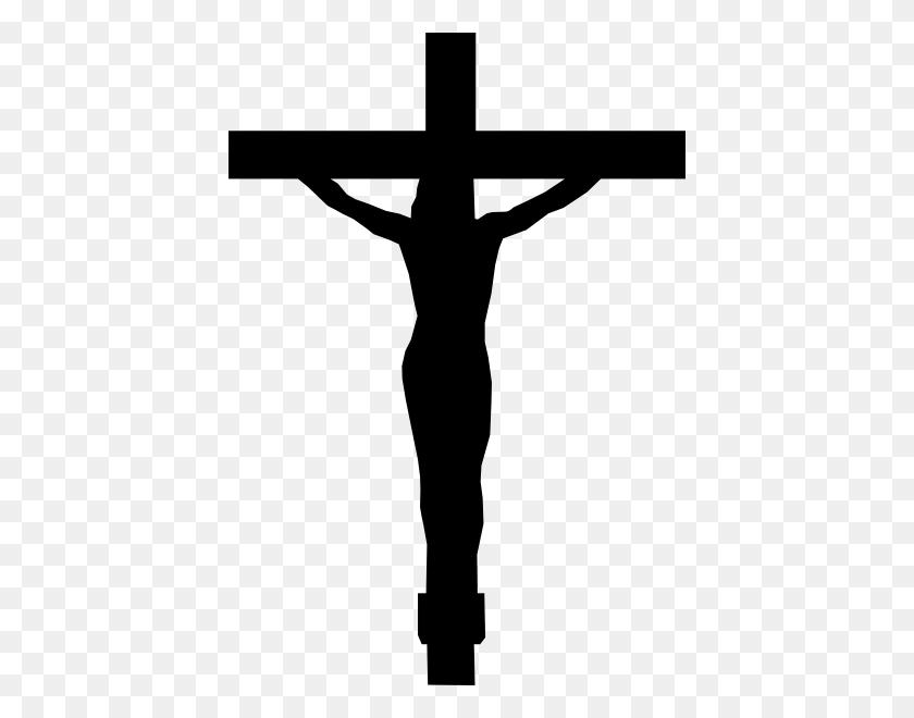 Cross, Jesus Is Alive Trendy Bible Educational Clip Art - Educational Clip Art Images