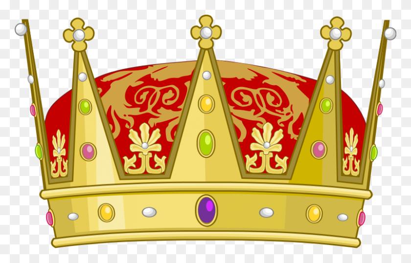 Crown Of The Crown Prince Of Norway - Prince Crown PNG