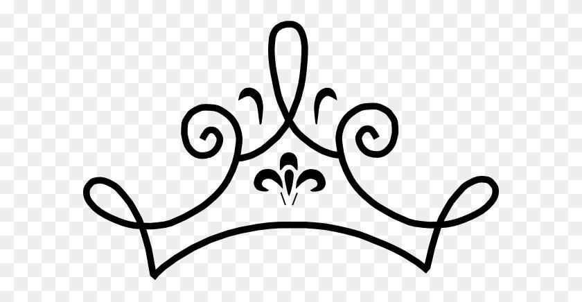 Crown Pink - Pink Crown Clipart