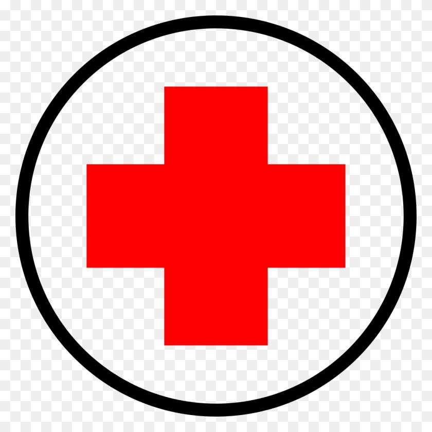 Cruz Roja - Circulo Rojo PNG