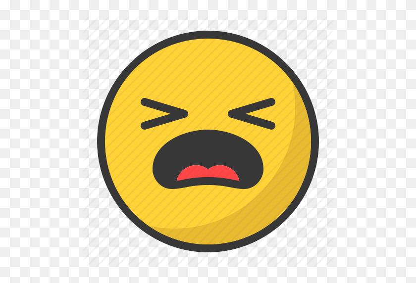 Cry, Emoji, Emoticon, Hurt, Pain, Sad Icon - Cry Emoji PNG