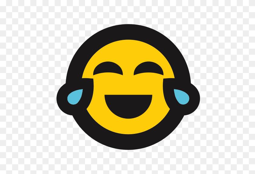 Crying, Emoji, Funny, Laughing, Tears Icon - Funny Emoji PNG