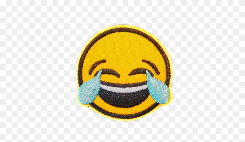 Cry Laugh Emoji - Laughing Crying Emoji PNG – Stunning free