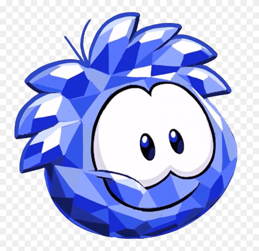 Crystal Clipart Blue Crystal - Crystal Clipart
