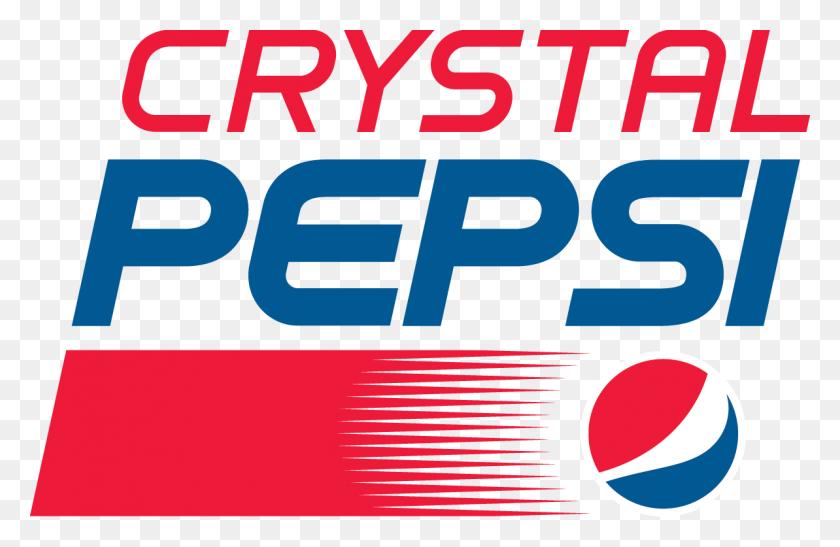 Crystal Pepsi Food Drink In Pepsi, Pepsi - Dr Pepper Logo PNG