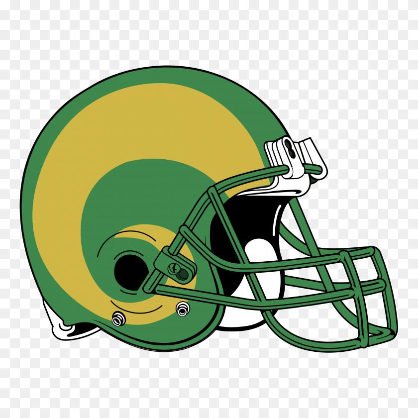 Helmet Clipart Rams Rams Logo Png Stunning Free