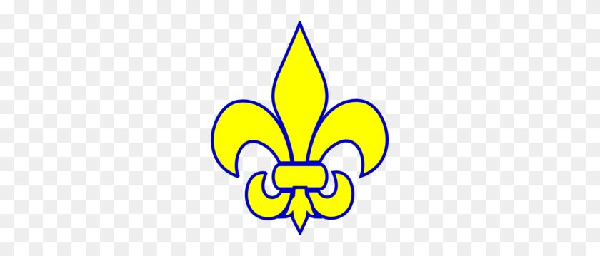Cub Scout Fleur De Lis Clip Art - Scout Clipart