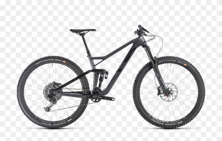Cube Stereo Sl Mountain Bike Cube Bikes - Mountain Bike PNG