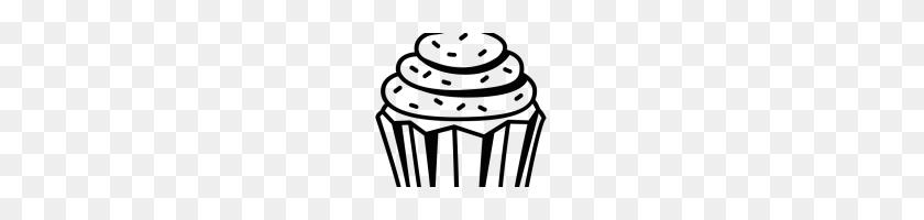 Cupcake Clipart Black And White Cupcake Clipart Other Clipart - Black And White Flag Clipart