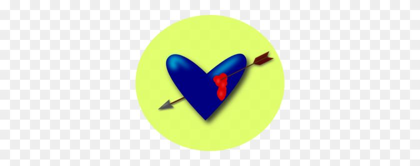 Cupid Heart Arrow Clip Art - Cupid Clipart