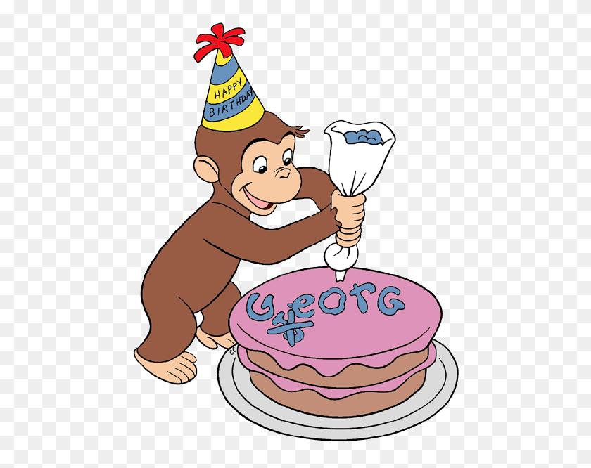 Curious George Halloween Clipart - Halloween Birthday Clipart