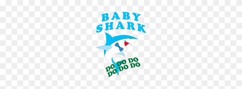 Custom Baby Shark Shark Do Do Do T Shirt - Baby Shark PNG