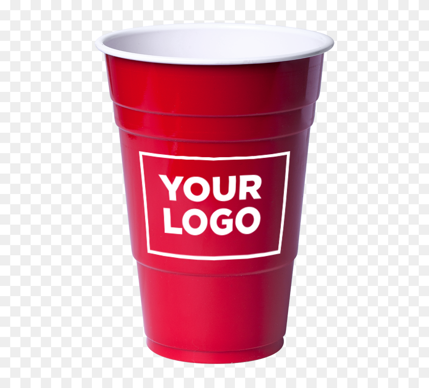 Custom Printed Cups For Branding Redds Cups - Solo Cup Clip Art