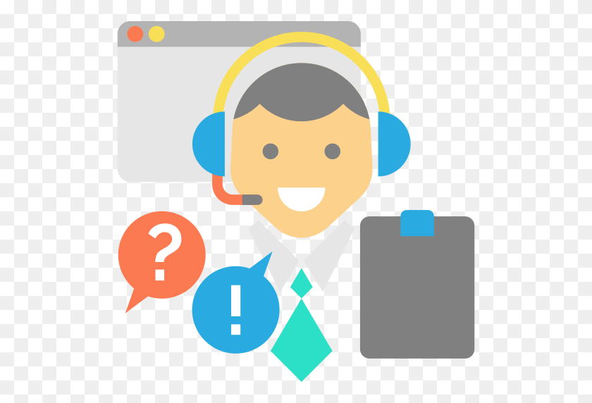 Customer Service Png Icon - Customer Service PNG