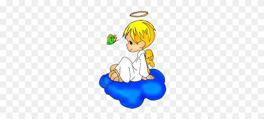 Cute Angel Clip Art Baby Angels Cartoon Clip Art Angels - Blue Angels Clip Art