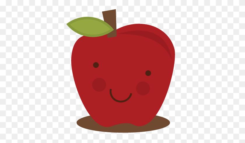 Cute Apple Apple For Scrapbooking Cute - Sliced Apple Clipart